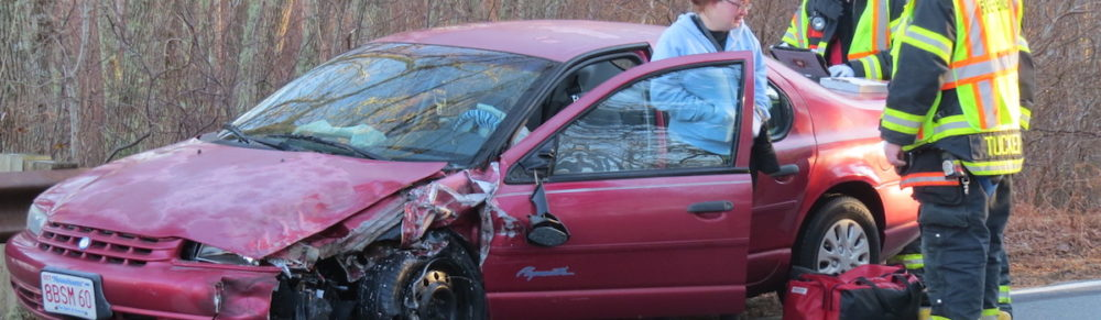20170119 2 CAR MVA SLOUGH RD & OLD RED TOP BREWSTER 007